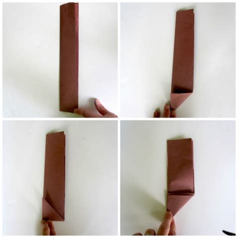 Paper Football Folding - how to play paper football with your