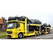 Actros Autotransporter Voor Hooikammer • TTMnl