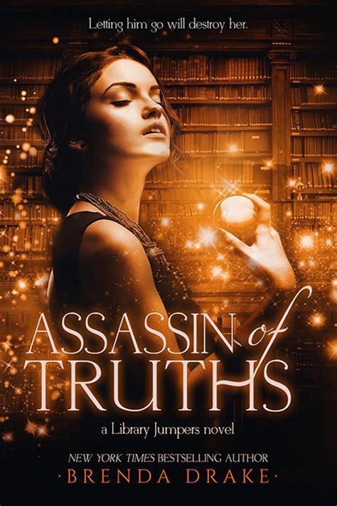 the vanishing spark of dusk books cover reveal assassin of truths by brenda
