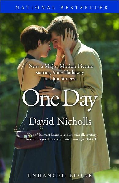 one day david nicholls film trailer adventures in e reading worth the download