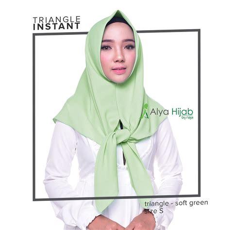 Jilbab Instant jilbab instant segitiga instan yang bisa