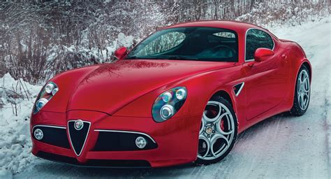 alfa romeo 8c alfa romeo 8c competizione is still gorgeous a decade later
