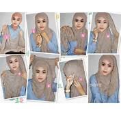 Cara Memakai Jilbab Pashmina Simple  Tutorial