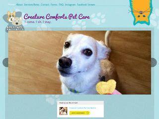 creature comforts pet care creature comforts pet care boarding com