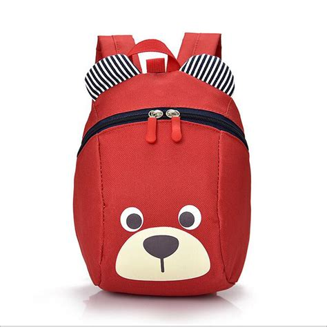 aged   toddler backpack anti lost kids baby bag cute