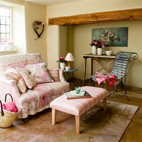 pretty living room pretty country setting living rooms design ideas