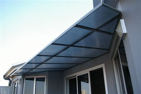 Polycarbonate Awnings by Sunorama Polycarbonate Patio Awnings The Stylish Alternative