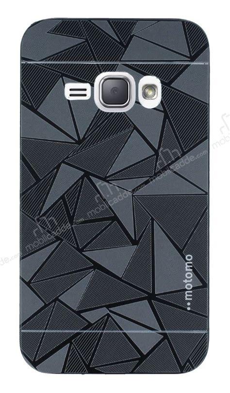 Motomo Atom Metal Samsung Galaxy J1 2016 Casingtutuphardcase 1 motomo prizma samsung galaxy j1 2016 metal siyah rubber k箟l箟f