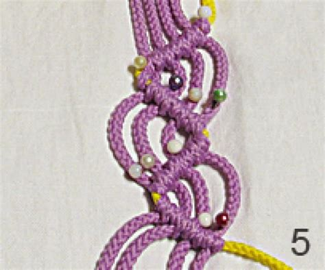 Macrame Basic Knots - macrame basic knots diy fabric fiber leather jewelry
