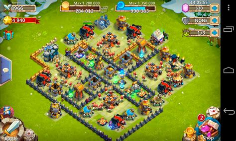 free download game castle clash mod play castle clash for pc free and easytecnigen a true