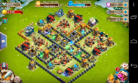 download game castle clash mod offline play castle clash for pc free and easytecnigen a true