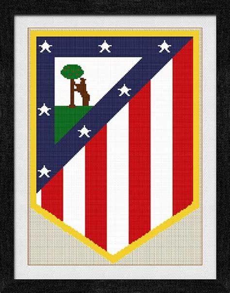 imagen en punto en cruz el escudo de emelec 32 best images about escudos de futbol on pinterest
