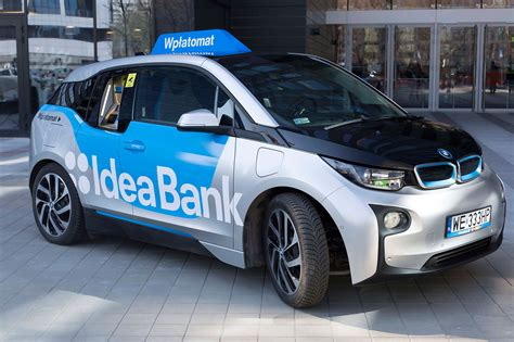 Banc Auto by Bmw I3 Now Available For Forces Rescue Services