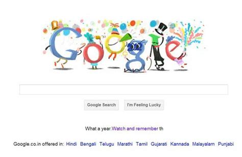 doodle for google template bing images