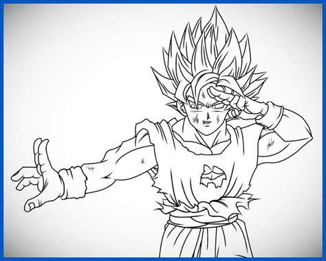 imagenes para dibujar a lapiz de goku imagenes para dibujar a goku black archivos dibujos de