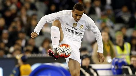 Kaos Los Blancos New Real Madrid 7 real madrid danilo quot i m not a starter yet quot marca version