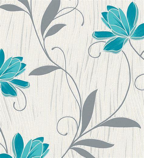 imagenes de flores turquesas papel pintado flores turquesas fondo rayas curvas y