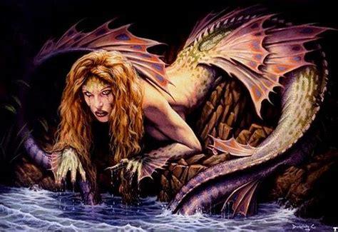 imagenes sirenas goticas ilustraciones e im 225 genes pin up femeninas g 243 ticas y