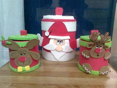 bolos navideos con latas de leche botes navide 241 os dulceros imagui
