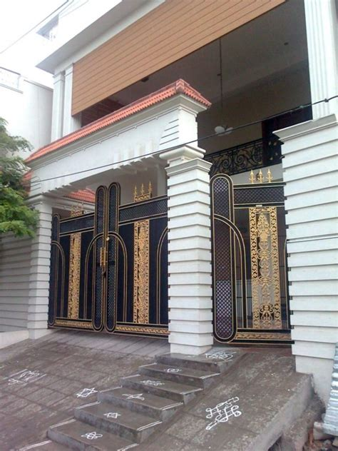 modern house steel gate excellent modern gate designs entrance gate designs for home unique modern stainless steel
