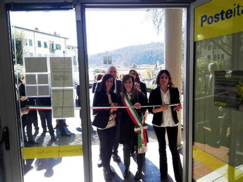 ufficio postale di inaugurato il nuovo ufficio postale di pontassieve gonews it
