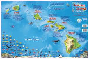 map of hawaiian islands and california map of hawaiian islands and california california map