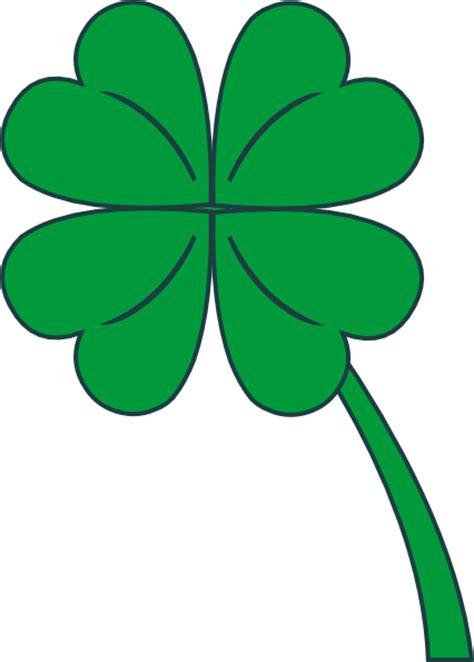 leaf clover clip art at clker com vector clip art online