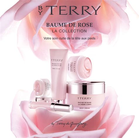 by terry by by terry baume de rose ipspf 15 lips care 7g023oz by terry baume de rose collection news beautyalmanac com