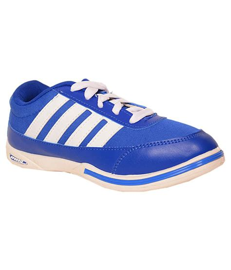 Blue White L by Buy Speedo Blue White Casual Shoes For Snapdeal