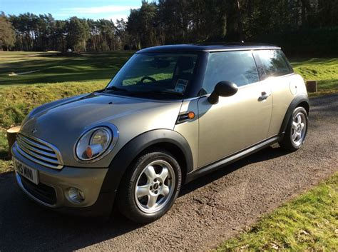 Mini Silver 2010 mini one 1 6 in sparkling silver mrs mini used mini cars for sale