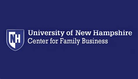 Of New Hshire Mba by Nine Traits Of A Successful Family Enterprise And