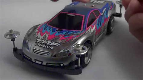 Tamiya Mini 4wd Jr Ms Chassis tamiya mini 4wd pro ms chassis trf racer jr illuminations unit remodeling car