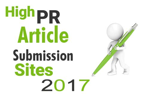 high pr pligg sites free 100 high pr dofollow article submission sites 2017