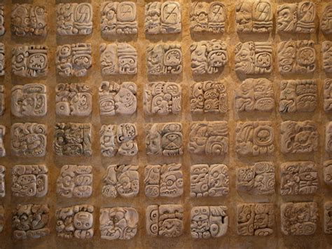 Ancient Egyptian Wall Murals the mysteries of the mayan language mysterious all