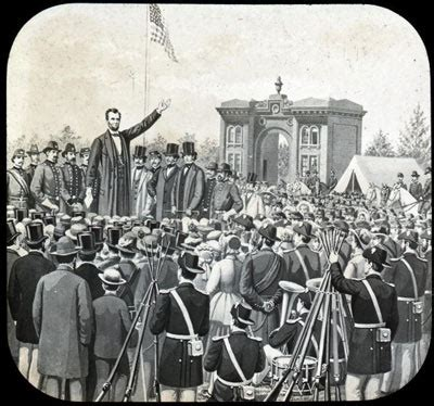abraham lincoln speaches how the gettysburg address worked howstuffworks