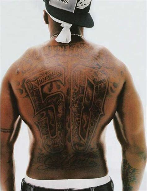 50 cent back tattoo removed 15 best images about 50 cent tattoos on 50