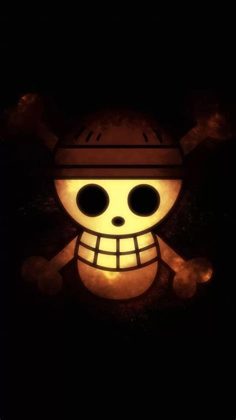 wallpaper iphone 5 one piece one piece skull wallpaper free iphone wallpapers