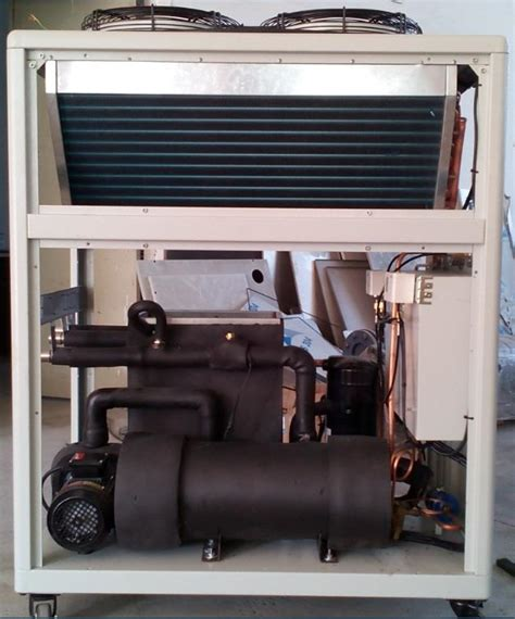 ton  hp small air cooled industrial water chiller unit