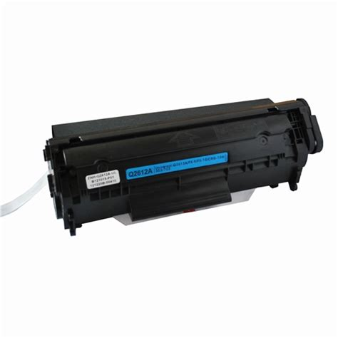 Printer Hp Q2612a hp compatible 12a q2612a toner cartridge island ink jet