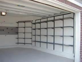 Garage Shelving Design Garage Shelving Plans Home Decorations