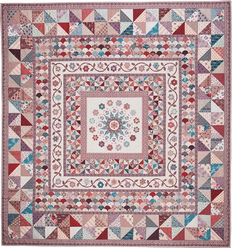 Photo Quilt Australia by Okehton Quilt Pattern From Somerset Patchwork Australia