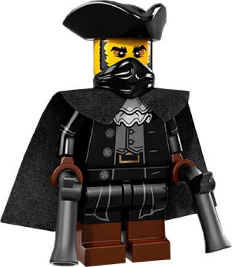 Brick Lego Lego Minifigure Series 17 Highwayman col17 16 lego minifigura serie 17 secret character