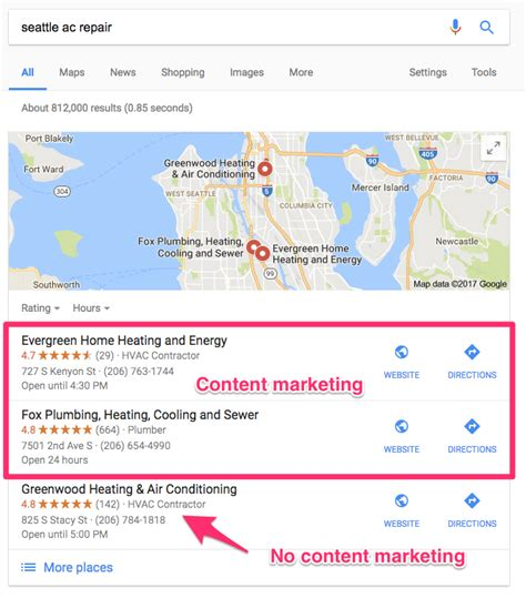 When Search For Your Clients Repair Business 12 Ways To Drive More Customers To Your Local Business Using Content Marketing