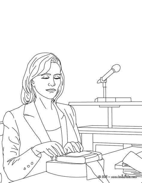 coloring book for lawyers court clerk coloring pages hellokids