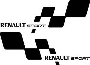 Renault Sport Logo Ddc Renault Sport