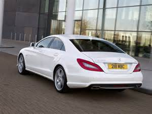 mercedes cls 350 cdi amg sports package uk spec c218