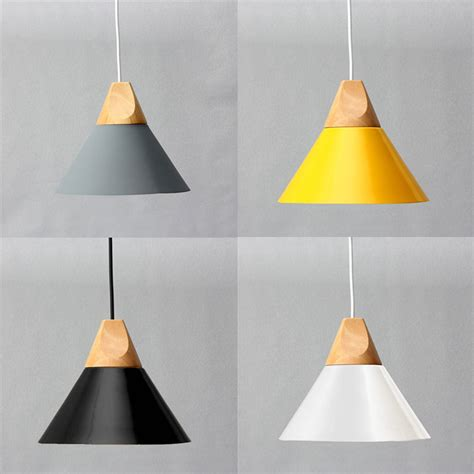 kitchen hanging light fixtures diameter 25cm modern wooden pendant ceiling hanging l
