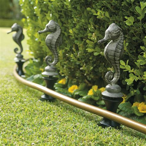 Garden Hose Guide by Seahorse Hose Guide Traditional Garden Hose Reels By