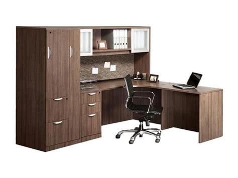 l shaped office desks with hutch best office desk l shaped designs desk design