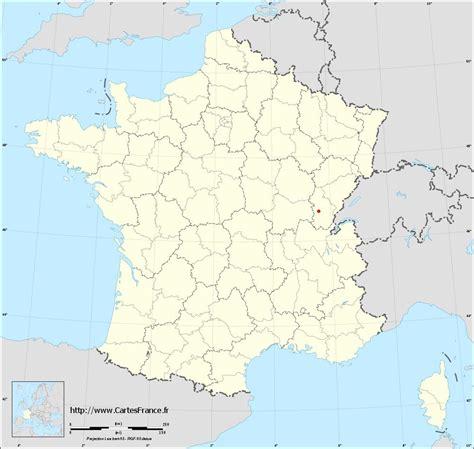 CARTE PANNESSIERES : cartes de Pannessières 39570